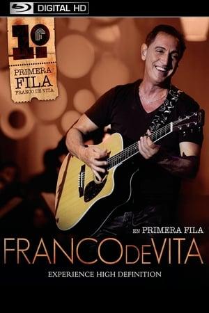 Franco de Vita: En Primera Fila Concierto poster