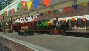 Thomas & Friends Season 7 :Episode 22  Best Dressed Engine