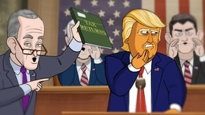 Our Cartoon President: season1 x episode1 online