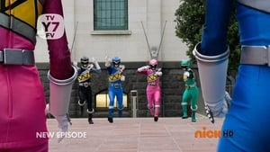 Power Rangers season 22 Episode 8