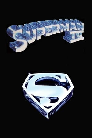 poster Superman IV: The Quest for Peace