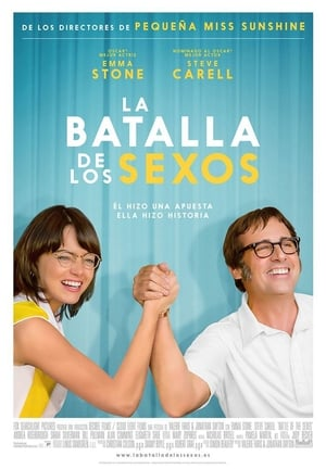 poster Battle of the Sexes