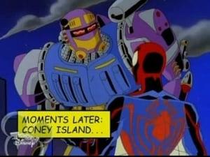 Homem-Aranha: Ação Sem Limites : 1×12