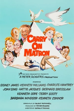 Carry On Matron streaming