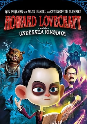 Filmposter Howard Lovecraft & the Undersea Kingdom