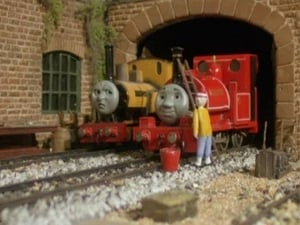 Thomas & Friends Season 4 :Episode 13  Passengers & Polish