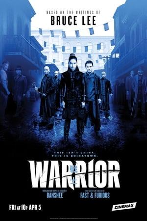 Warrior 1ª Temporada Torrent, Download, movie, filme, poster