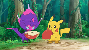 Pokémon Season 21 :Episode 24  Love at First Twirl!