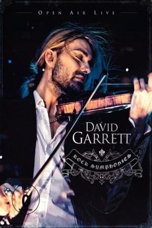 David Garrett - Rock Symphonies (Open Air Live)