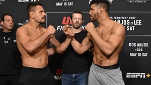 UFC Fight Night 152: Dos Anjos vs. Lee