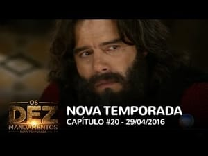 Watch S2E20 - Moses and the Ten Commandments Online