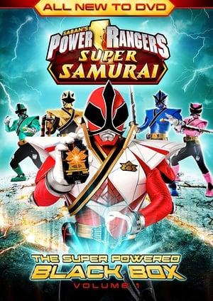 Power Rangers Super Samurai: The Super Powered Black Box Volume 1
