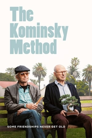 O Método Kominsky 1ª Temporada Torrent, Download, movie, filme, poster