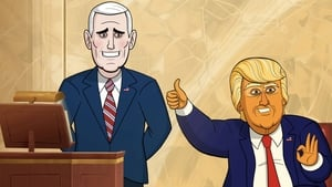 Our Cartoon President: 1×9