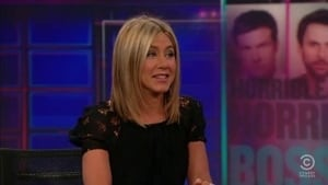 The Daily Show with Trevor Noah Season 16 :Episode 83  Jennifer Aniston