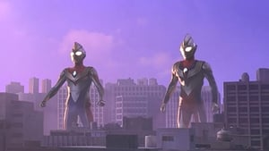 Japanese movie from 1998: Ultraman Tiga & Ultraman Dyna: Warriors of the Star of Light