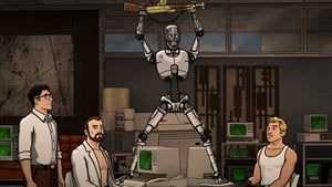 Archer Season 7 :Episode 4  Motherless Child