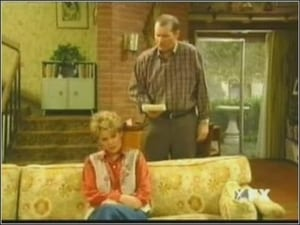 Married with Children S10E24 – Kiss of the Coffee Woman poster