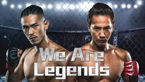 We Are Legends -入鐵籠 (2019)