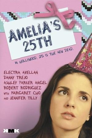 Amelia's 25th-Ally Maki