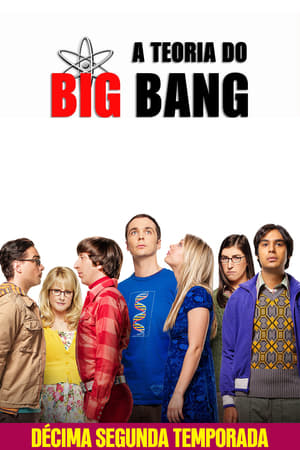 The Big Bang Theory 12ª Temporada Torrent, Download, movie, filme, poster