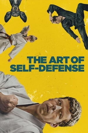 Poster The Art of Self-Defense (2019)