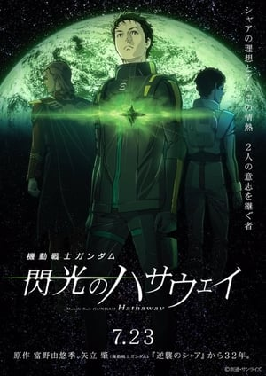 poster Mobile Suit Gundam Hathaway
