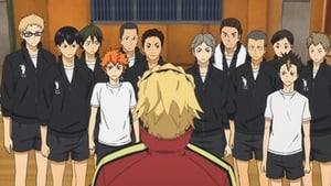 Haikyu!! Season 1 :Episode 14  Formidable Opponents