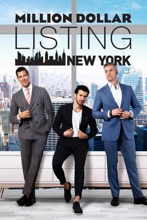 Million Dollar Listing: New York, Season 8 posters