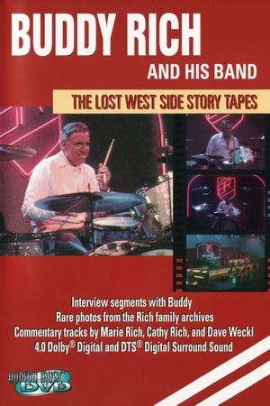 Buddy Rich And His Band – The Lost West Side Story Tapes