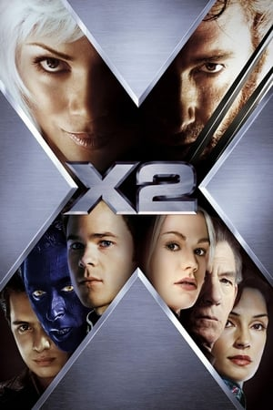 X2: X-Men United (2003) Subtitle Indonesia