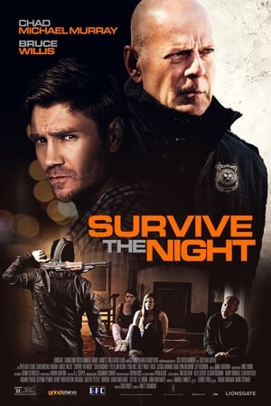 poster Survive the Night