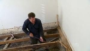 The Block Season 6 :Episode 5  Bedroom 2 Renovations Begin