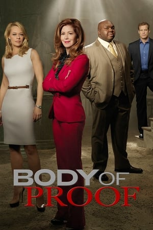 Body of Proof cover
