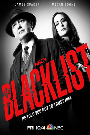 The Blacklist 7ª Temporada Torrent, Download, movie, filme, poster