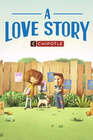 Poster Chipotle 'A Love Story' (2016)