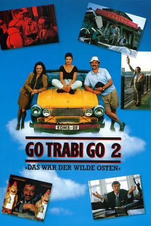 Image Go Trabi Go 2 - Das war der wilde Osten