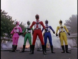 Power Rangers season 8 Episode 7
