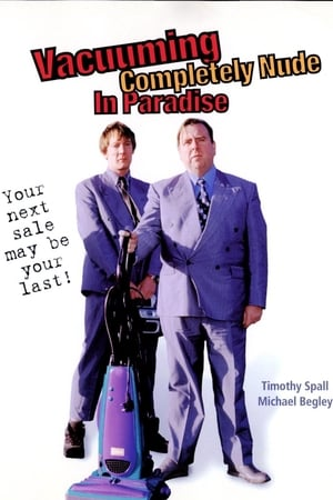 Vacuuming Completely Nude in Paradise-Timothy Spall