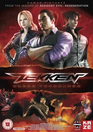 Unlimited W A T C H Tekken Blood Vengeance 2011 Online Free