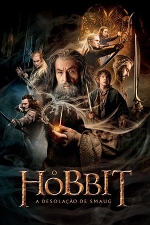O Hobbit: A Desolação de Smaug - Poster