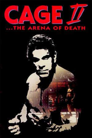 Cage II: The Arena of Death-James Shigeta