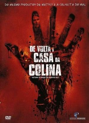 De Volta à Casa da Colina Torrent, Download, movie, filme, poster