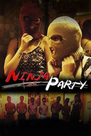 Ninja Party poster