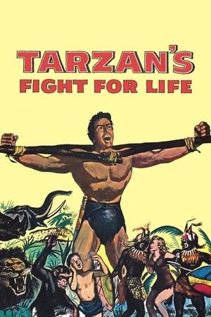 Tarzan's Fight for Life