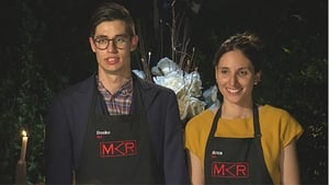 My Kitchen Rules Season 6 :Episode 13  Drasko & Bianca (WA, Group 3)