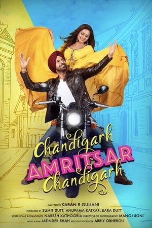 Chandigarh Amritsar Chandigarh (2019) Punjabi Movie