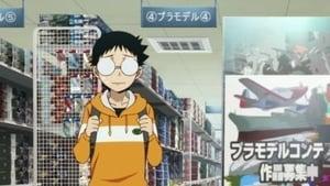 Yowamushi Pedal: 1×4