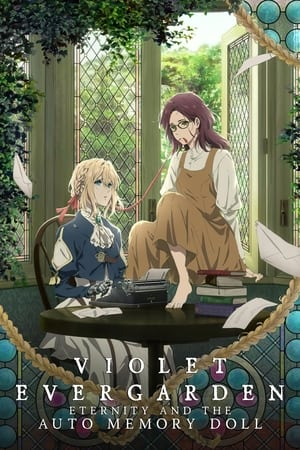 Violet Evergarden: La eternidad y la muñeca de recuerdos automáticos