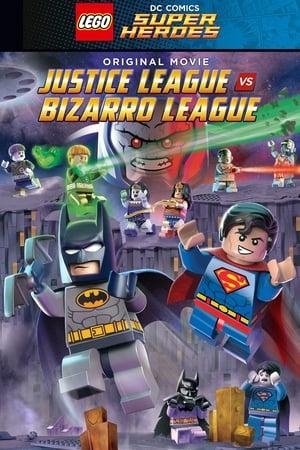 Image LEGO DC Comics Super Heroes: Justice League vs. Bizarro League